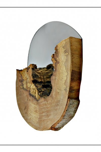 El Yapımı Ağaç Ayna